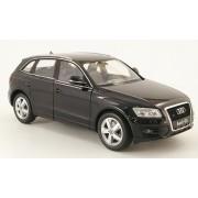 Audi Q5, negro, Modelo de Auto, modello completo, Welly 1:24
