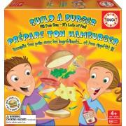 Educa Joc de societate pentru copii Build a Burger 16892