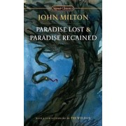 Paradise Lost and Paradise Regained, Paperback