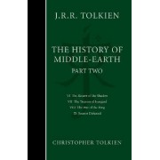 The History of Middle-Earth: The Lord of the Rings Part 2 by Christopher Tolkien