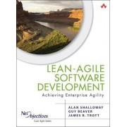 Lean-Agile Software Development by Alan Shalloway