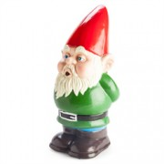Motion Activated Whistling Garden Gnome