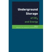 Underground Storage of CO2 and Energy by Michael Z. Hou