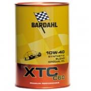 olio motore auto bardahl xtc c60 10w40 10 w 40 nuovo lubrificanti auto