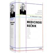 Medicinski rečnik - višejezični