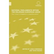 National Parliaments within the Enlarged European Union by John O'Brennan