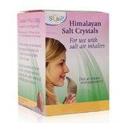 HIMALAYAN SALT CRYSTALS (For Use With Salt Air Inhalers) (7.75oz) 220g