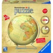 PUZZLE 3D GLOBUL LUMII ANTIC 540 PIESE