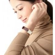 【BAILA6月号掲載】レクタンギュラー腕時計【ビームス ウィメン/BEAMS WOMEN 腕時計】