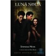 Luna noua - Stephenie Meyer - Editie Film Coperta