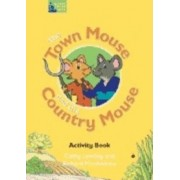 Fairy Tales: The Town Mouse and the Country Mouse Activity Book: Activity Book by Cathy Lawday
