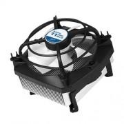 ARCTIC Alpine 11 PRO Rev.2 - 95W Refroidisseur silencieux pour processeurs Intel - Ventilateur PWM de 92mm - Absorbeur des vibrations breveté - Pâte thermique MX-2 Pré-appliquée