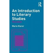 An Introduction to Literary Studies by Mario Klarer