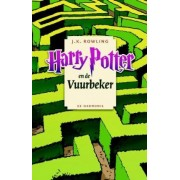 Harry Potter en de vuurbeker by J. K. Rowling