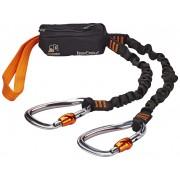 Black Diamond Iron Cruiser - Kit vía ferrata - naranja/negro Kits vía ferrata