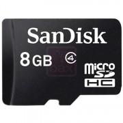 SanDisk microSDHC 8Go carte mémoire