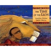Read Write Inc. Comprehension: Module 28: Children's Books: The Time of the Lion Pack of 5 books by Caroline Pitcher