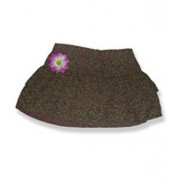 """Brown Floral - 6037 Fits 15"""" - 16"""" bears, includes Build a Bear, The Bear Mill, and Stuff your own Animals."""
