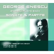 George Enescu - Enescu plays Bach:Sonate si Partite (CD)