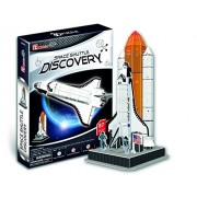 Discovery Space Shuttle 3D Puzzle