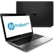 "Laptop HP ProBook 450 G1 (Procesor Intel® Core™ i3-4000M (3M Cache, 2.40 GHz), Haswell, 15.6"", 4GB, 500GB, Intel HD Graphics 4600, USB 3.0, HDMI) + Geanta cadou"