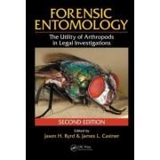 Forensic Entomology by Dr. Jason H. Byrd