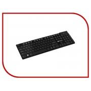 Клавиатура беспроводная Canyon CNS-HKBW2 Black D1CNSHKBW2RU