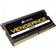 RAM Памет Corsair Vengeance® Series 16GB (2x8GB) DDR4 SODIMM 2400MHz CL16 Memory Kit - CMSX16GX4M2A2400C16