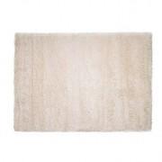 Miliboo Tapis shaggy blanc cassé polypropylène 160 x 230 cm COZY