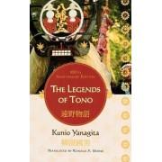 The Legends of Tono by Kunio Yanagita