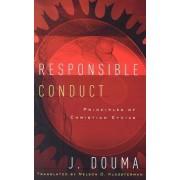 Responsible Conduct by Jochem Douma