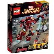 LEGO Marvel Superheroes: The Hulk Buster Smash (76031)