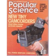 Popular Science N° 227 : New Tint Camcorders: Shoot Video Movies On 8-Mm Cassette. Full-Power Briefcase Computer