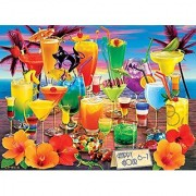 Buffalo Games Vivid Collection: Happy Hour Jigsaw Bigjigs Puzzle (1000 Piece)