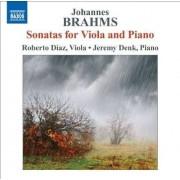 J Brahms - Viola Sonatas (0747313082773) (1 CD)