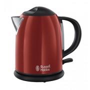 Russell Hobbs 20191-70 Bouilloire Compacte Rouge/Noir 1 L 2200 W