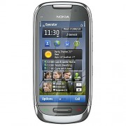 Mobilni telefon C7-00 Frosty Metal 002S300 Nokia