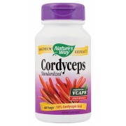 Cordyceps SE 500mg - Nature's Way Longeviv.ro