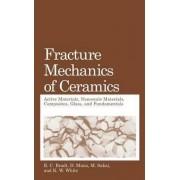 Fracture Mechanics of Ceramics by Ken W. White