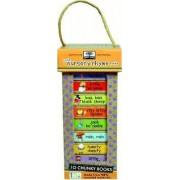 Green Start Book Towers: Little Nursery Books by Ikids