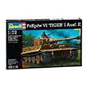 Revell 1:72 Scale Pzkpfw Vi Tiger I Ausf.e