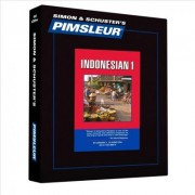 Pimsleur Indonesian Level 1 CD by Pimsleur
