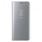 Samsung Etui SAMSUNG Clear View Standing Cover do Galaxy S8+ Srebrny EF-ZG955CSEGWW