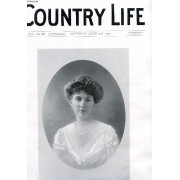 Country Life Illustrated, Vol. Xix, N° 491, June 1906 (Contents: Our Portrait Illustration: Her Majesty The Queen Of Spain. Foreign Produce And Its Dangers. Country Notes. Words For The ...