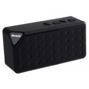 Mini głośnik bezprzewodowy X3 bluetooth radio FM SD MP4 USB + BATERIA