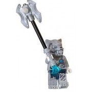 LEGO® CHIMATM Sykor with Sabre Tooth Staff