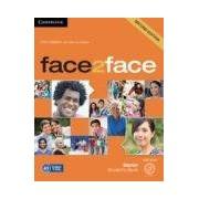 Redston Chris Face2face Starter Student S Book + Dvd Rom (2nd Ed.)