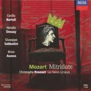 W. A. Mozart - Mitridate (0028946077221) (3 CD)