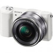 Sony aparat fotograficzny Alpha a5100 + 16-50 mm White(ILCE5100LW) - BEZPŁATNY ODBIÓR: WROCŁAW!