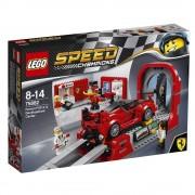 Lego speed champions ferrari fxx k e galleria del vento